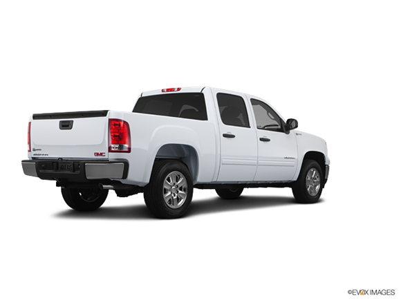 2012 GMC Sierra 1500 Crew Cab Hybrid  Photo