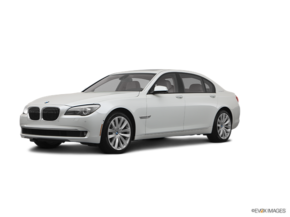 2012 BMW 7 Series ActiveHybrid 7 750i Photo