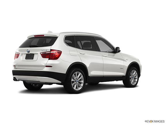 2014 BMW X3 xDrive35i  Photo