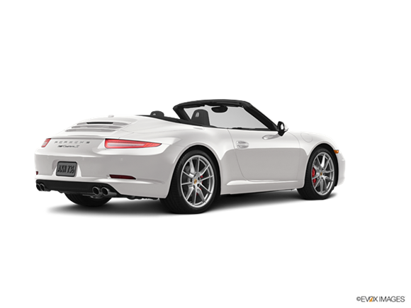 2012 Porsche 911 Carrera S Cabriolet Photo