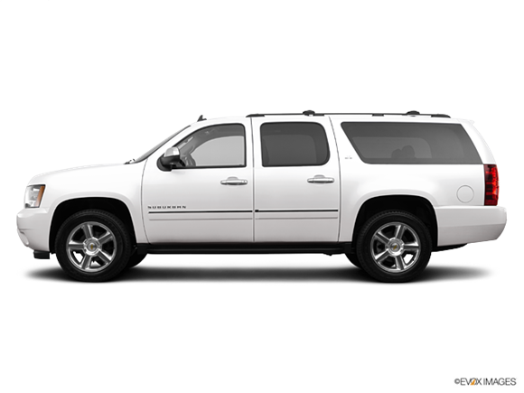 2013 Chevrolet Suburban 2500 LT  Photo