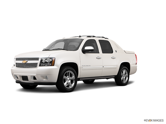 2013 Chevrolet Avalanche Black Diamond LTZ  Photo