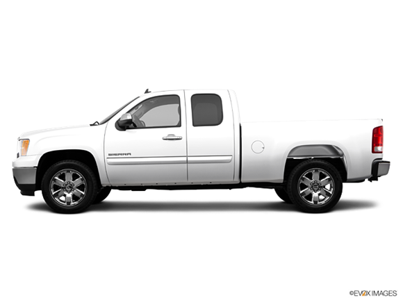 2013 GMC Sierra 1500 Extended Cab SLE  Photo