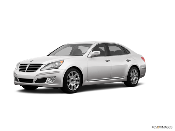 2013 Hyundai Equus Signature  Photo