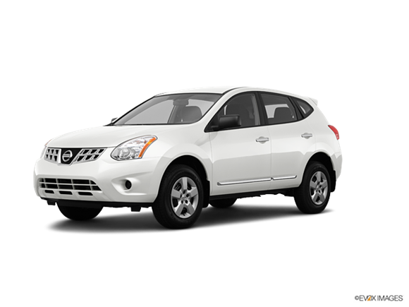 2013 Nissan Rogue S  Photo