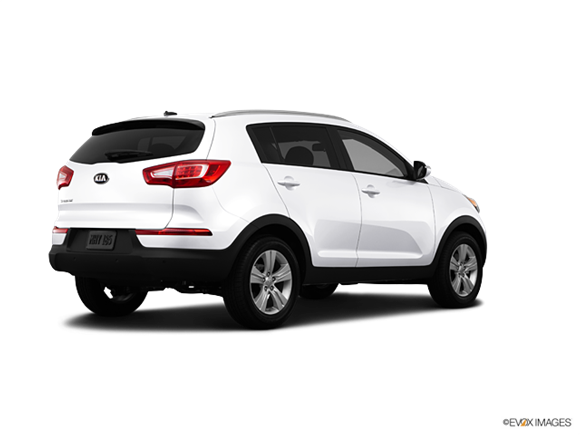 2013 Kia Sportage LX  Photo