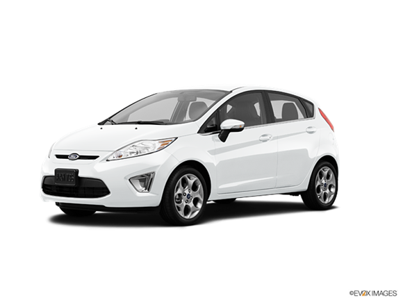 2013 Ford Fiesta Titanium  Photo