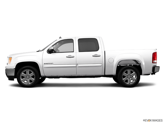 2014 gmc sierra 1500 double cab 1sa extended cab pickup rear view apps dire. Cars Review. Best American Auto & Cars Review