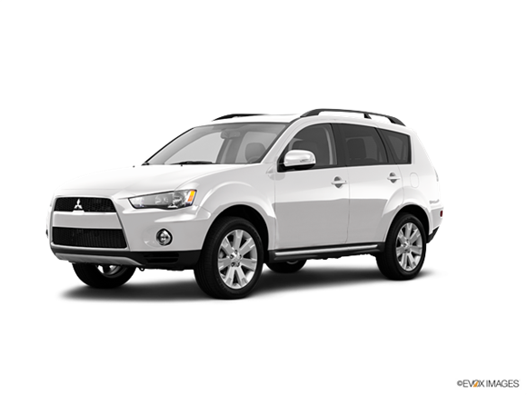 2013 Mitsubishi Outlander GT  Photo