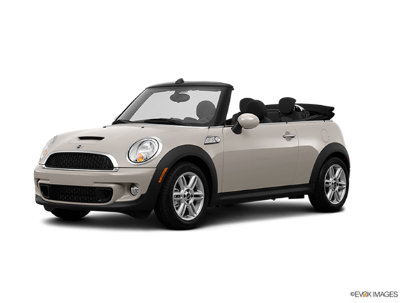 2013 MINI Cooper Convertible S  Photo