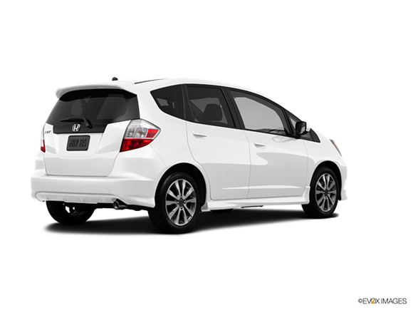 2013 Honda Fit Sport  Photo