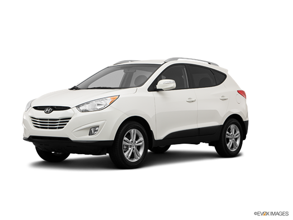 2013 Hyundai Tucson GLS  Photo