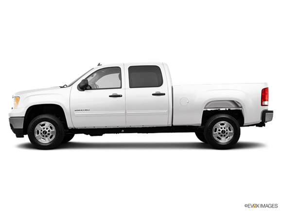 2013 GMC Sierra 2500 HD Crew Cab SLE  Photo