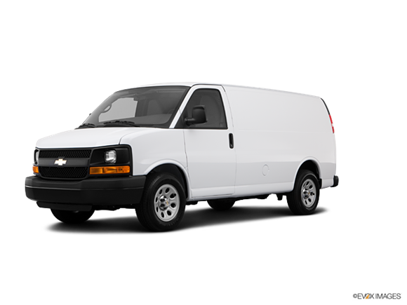 2013 Chevrolet Express 1500 Cargo  Photo