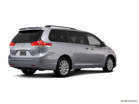 2013 Toyota Sienna Limited  Photo