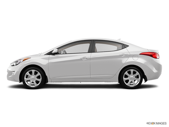 2013 Hyundai Elantra Limited  Photo