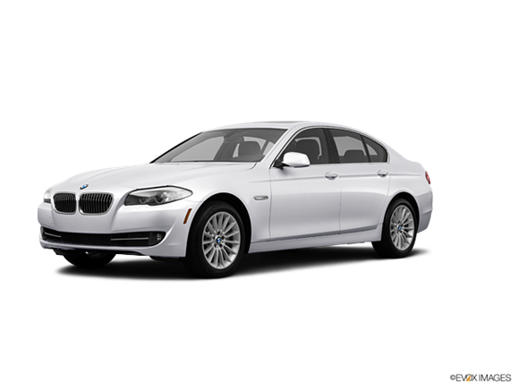 2013 BMW 5 Series 550i  Photo