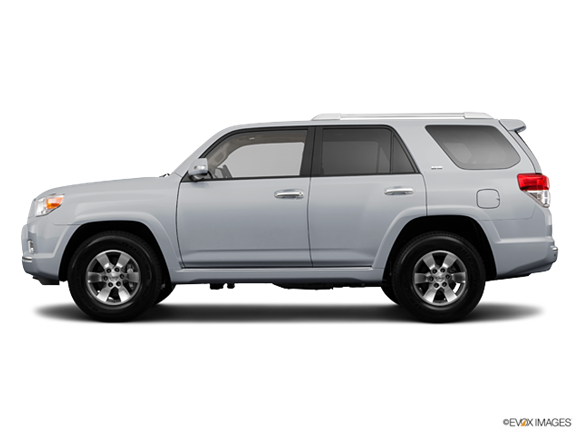 2013 Toyota 4Runner Trail  Photo