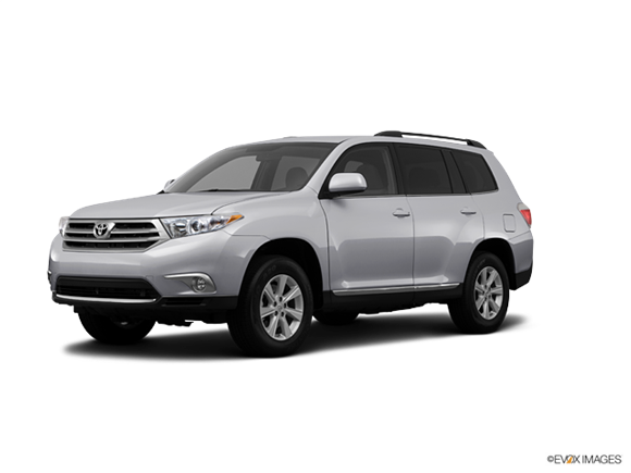 2013 Toyota Highlander Plus  Photo