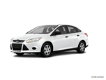 2013 Ford Focus S  Sedan