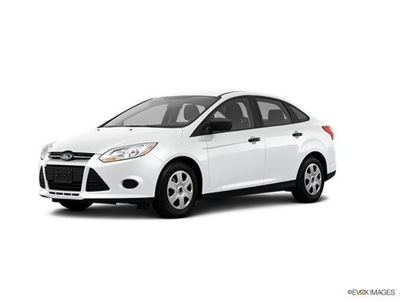 2013 Ford Focus S  Photo