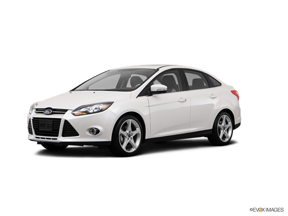 2013 Ford Focus Titanium  Photo