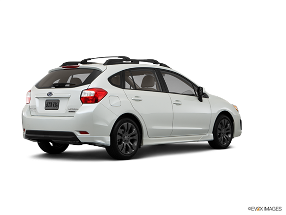 2013 Subaru Impreza 2.0i Sport Limited  Photo