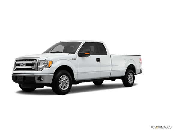 2013 Ford F150 Super Cab FX4  Photo