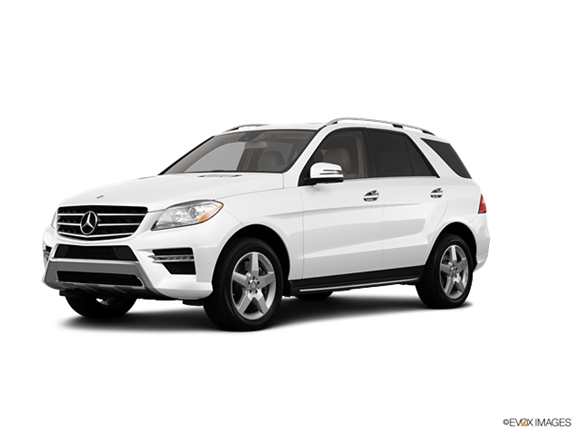 2013 Mercedes-Benz M-Class ML63 AMG 4MATIC  Photo