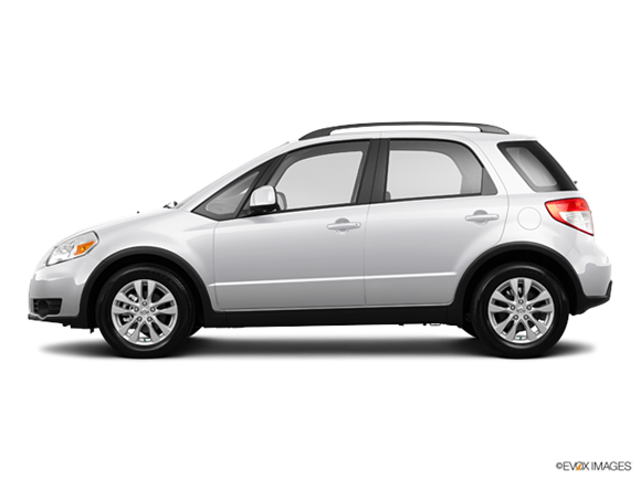 2013 Suzuki SX4 Technology Value Pkg  Photo