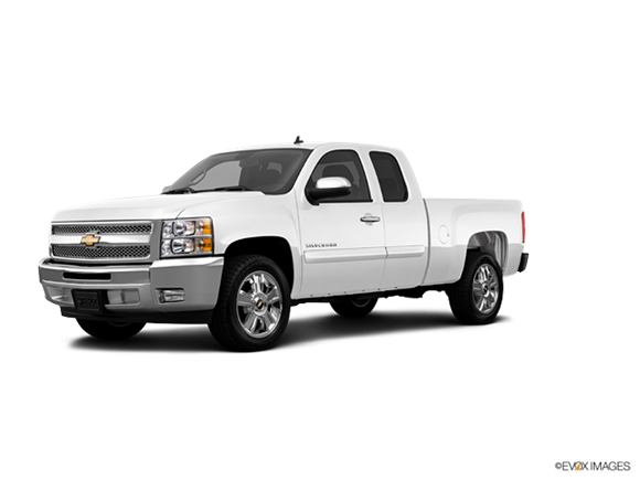 2013 Chevrolet Silverado 1500 Extended Cab LT  Photo