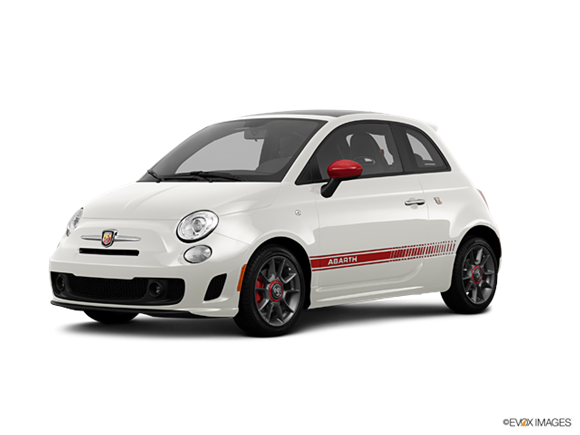 2013 FIAT 500 Abarth  Photo