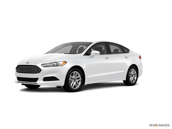 2014 Ford Fusion Titanium  Photo