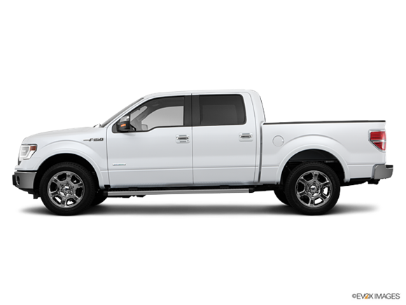 2013 Ford F150 SuperCrew Cab Limited  Photo