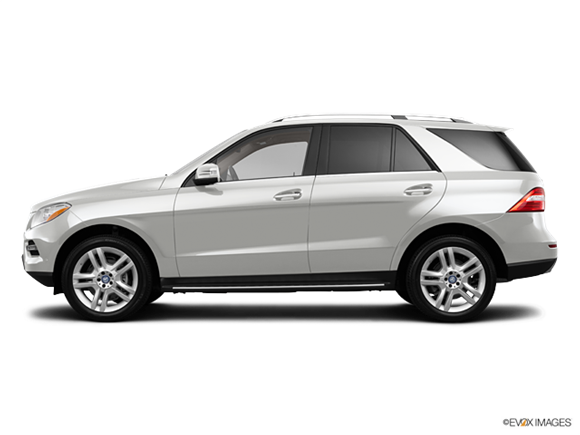 2013 Mercedes-Benz M-Class ML350  Photo