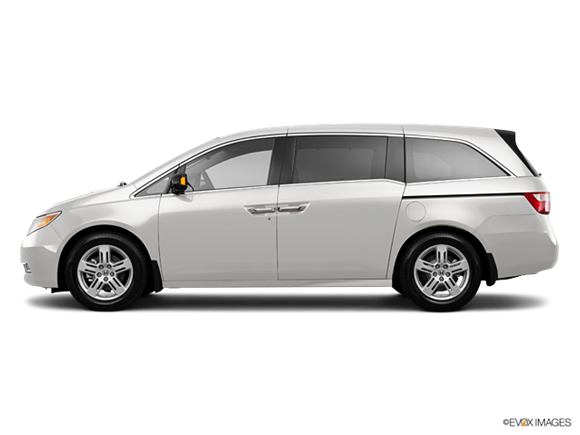 2013 Honda Odyssey Touring  Photo