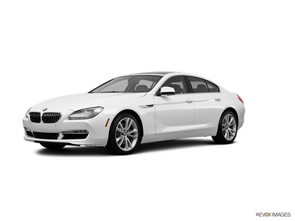 2013 BMW 6 Series 640i Gran Coupe  Photo