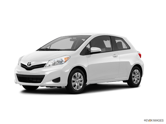 2013 Toyota Yaris LE  Photo