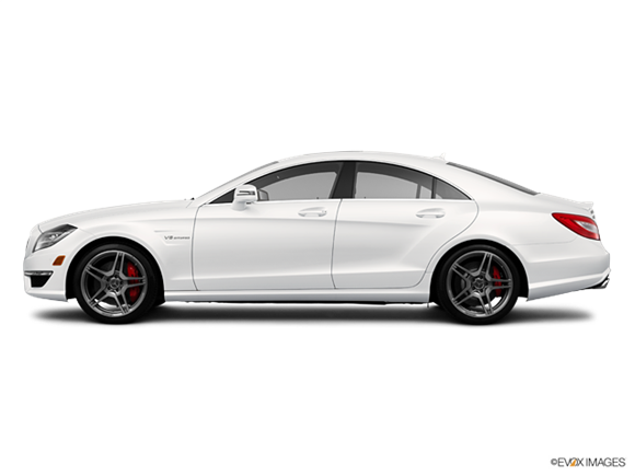 2013 Mercedes-Benz CLS-Class CLS63 AMG  Photo