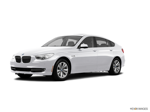 2013 BMW 5 Series 550i Gran Turismo xDrive  Photo