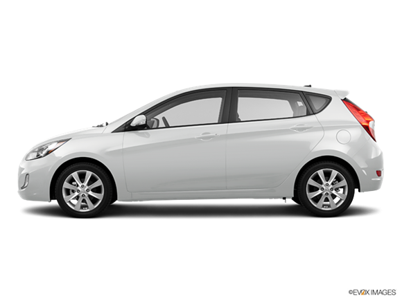 2013 Hyundai Accent SE  Photo
