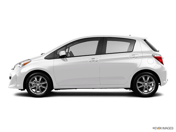 2013 Toyota Yaris SE  Photo