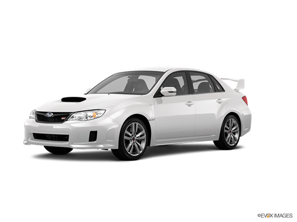 2013 Subaru Impreza WRX STI  Photo