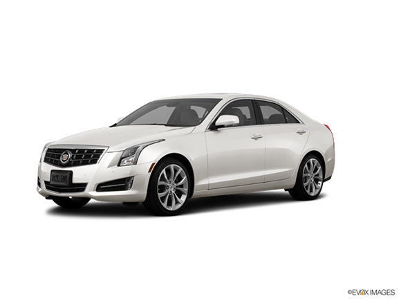 2013 Cadillac ATS 2.0L Turbo Luxury  Photo