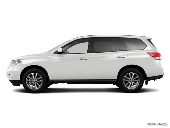 2013 Nissan Pathfinder S  Photo