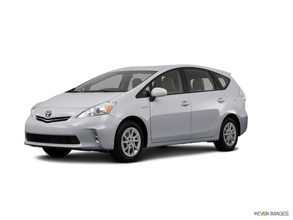 2013 Toyota Prius v Three  Photo