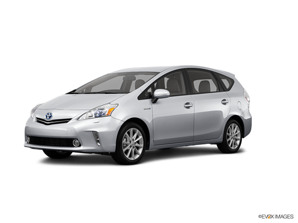 2013 Toyota Prius v Five  Photo