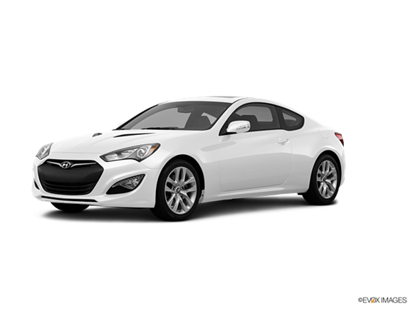 2013 Hyundai Genesis Coupe 3.8 Grand Touring  Photo