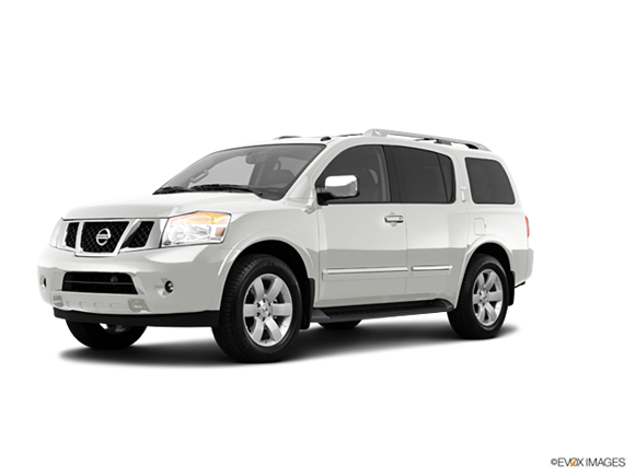 2013 Nissan Armada Platinum  Photo