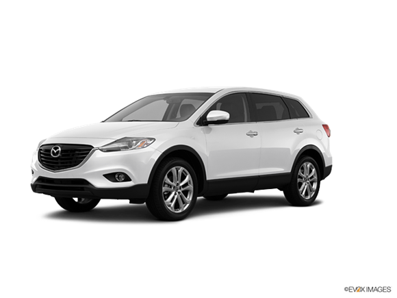 2013 Mazda CX-9 Grand Touring  Photo